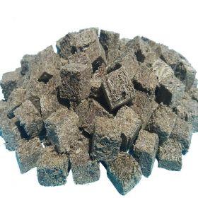 Original Freeze Dried Black worms cubes 200g