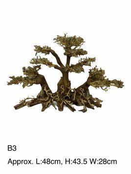 XL Hand crafted Bonsai Driftwood - B3